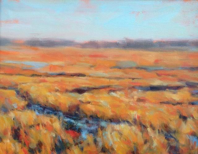 Dolores Justus, 'Evening Color', 2015, Greg Thompson Fine Art