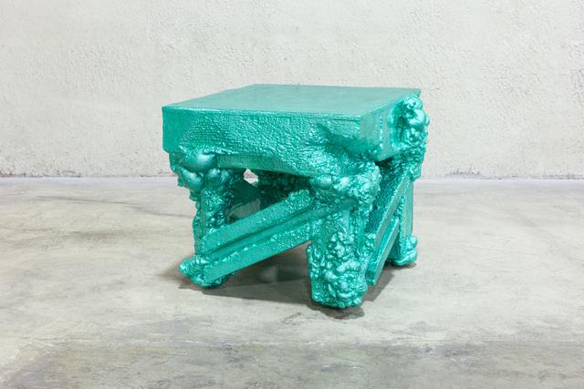 Chris Schanck, 'Alufoil (Table)', 2014, Friedman Benda