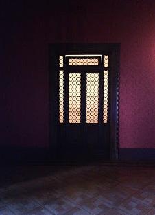 , 'Veneziana em Bordeaux,' 2017, Galeria Raquel Arnaud