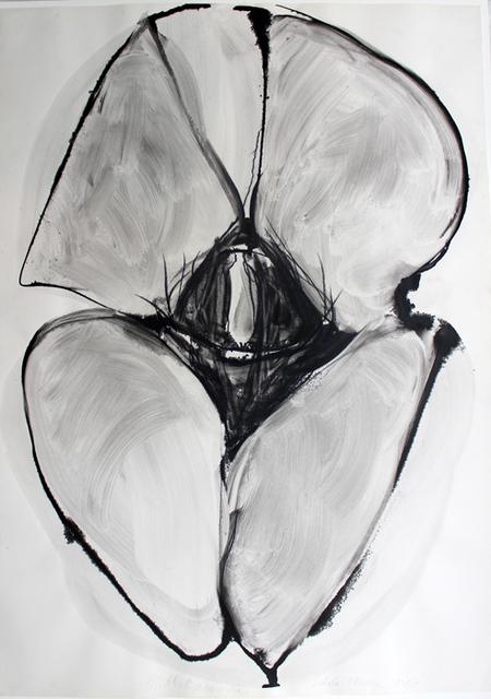 , 'Salvia Flower,' 1998, Gallery Katarzyna Napiorkowska | Warsaw & Brussels