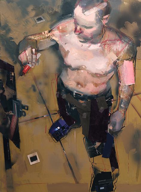 John Erickson, 'Spartacus of Sharpie', 2014, Phillips Gallery