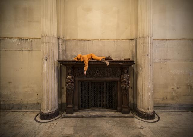 , 'Freezing end No1,' 2018, Galerie Reinthaler