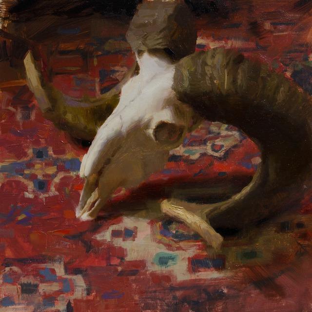 , 'Ram's Skull,' 2014, Gallery 1261