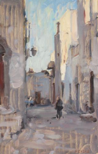 , 'Italian Street, Oria,' 2010, Grenning Gallery