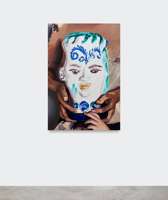 Sara-Vide Ericson, 'Fragile Power', 2018, Painting, Oil on canvas, V1 Gallery