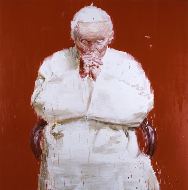 , 'Pape,' 2005, Fundación Proa