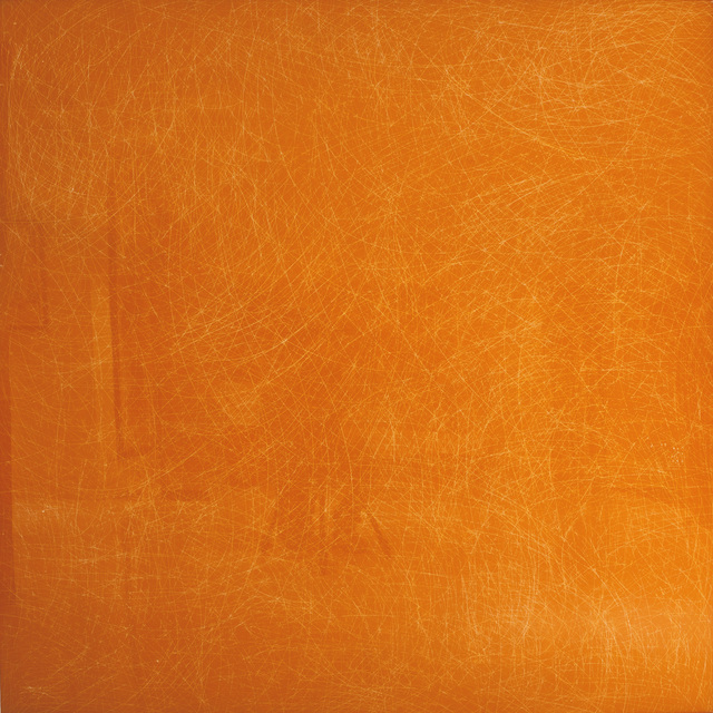 , 'Orange Scratch,' 2015, Kreislerart