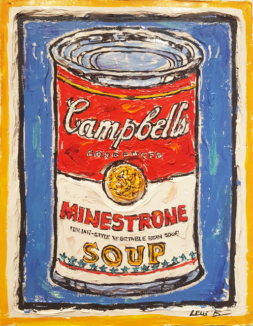 , 'Campbell's Soup Favorites,' 2016, Madelyn Jordon Fine Art