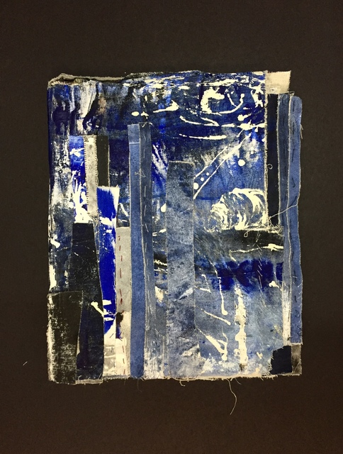 , 'Flores Azules ,' 2018, Bendana   Pinel