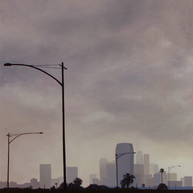 Bradley Hankey, 'Fog Before The Heat', 2015, Sue Greenwood Fine Art