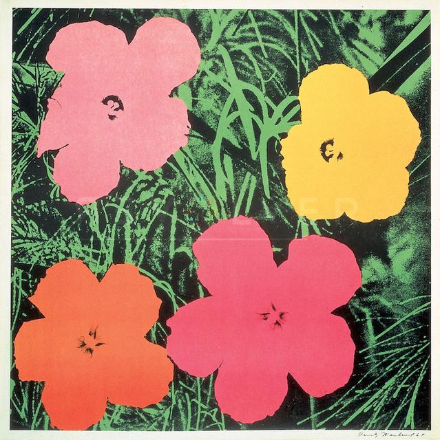 Andy Warhol, 'Flowers (FS II.6)', 1964, Revolver Gallery