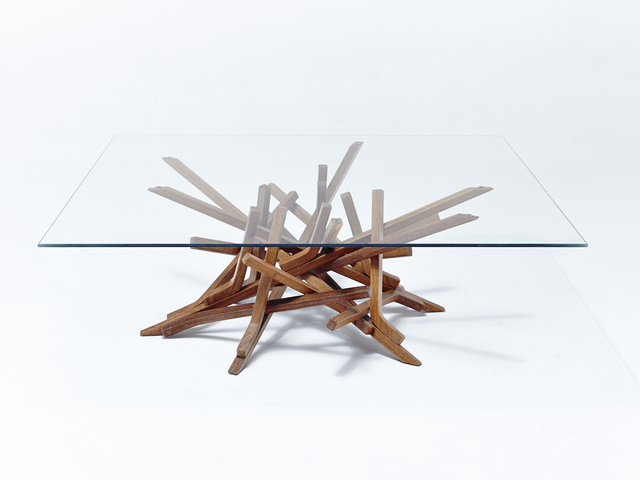 , 'Guaimbê coffee table,' 2010, Paulo Alves