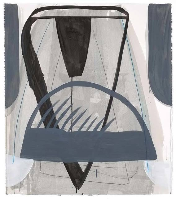 , 'Caged Plaque,' 2015, Uprise Art