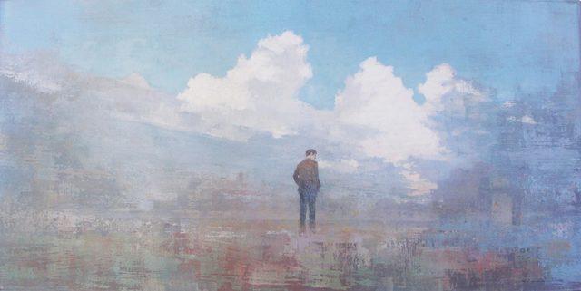 , 'The Unaware Dreamer,' 2017, Galleria Punto Sull'Arte
