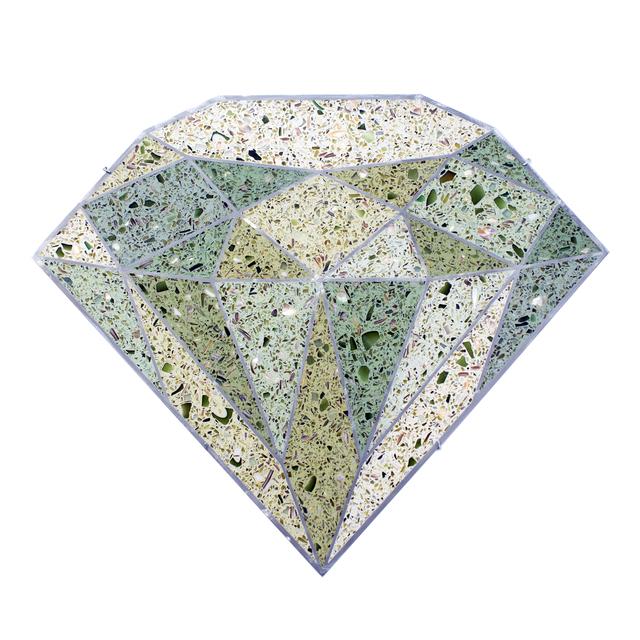 , 'Terrazzo Diamond (Green),' 2016, R/SF projects