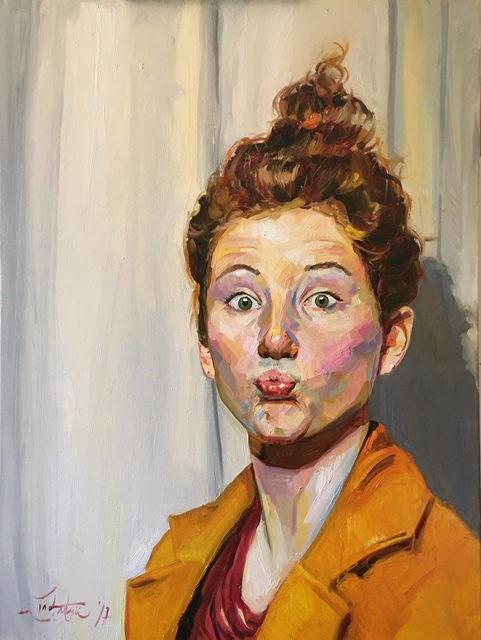 , 'Kissy Face,' , Beverly McNeil Gallery