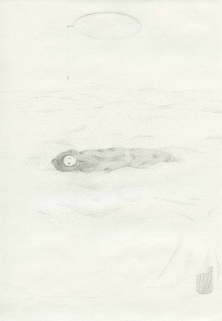 Tomoko Kashiki, 'It's been dark because the cord of light is short ', 2013, Ota Fine Arts