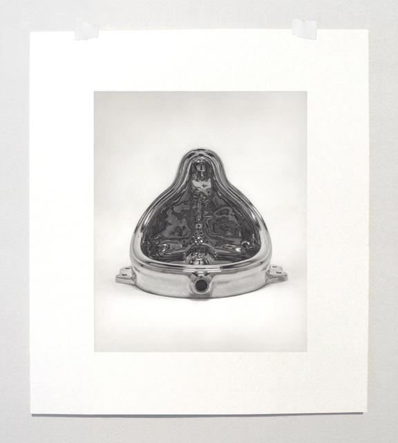 ", 'Formalizing their concept: Sherrie Levine's ""Fountain (Buddha)"",' 2014, Josée Bienvenu"