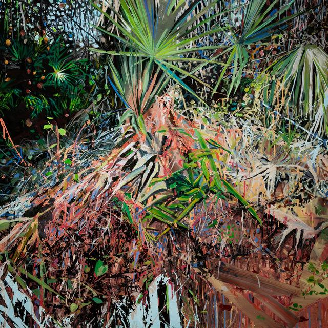 Shannon Estlund, 'Mesh', 2016, James May Gallery