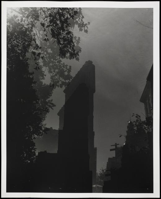 , 'Flatiron Building II,' 2015, Galleri Bo Bjerggaard