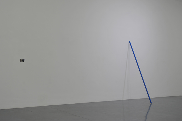 , 'Angle of Sadness,' 2012, Long March Space