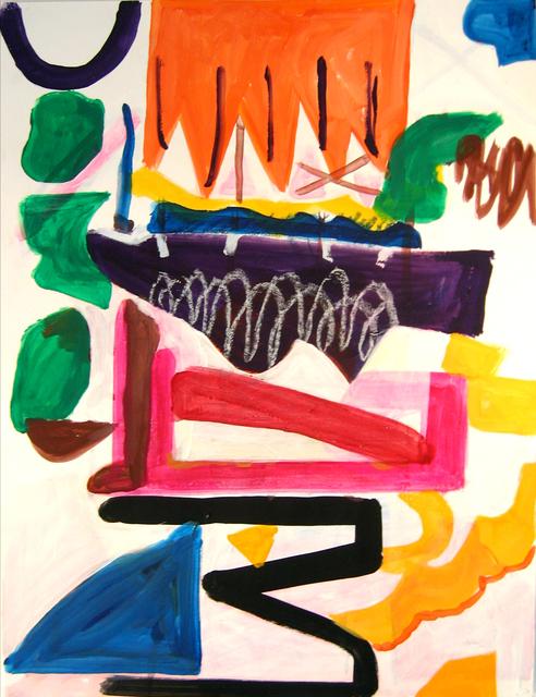 , 'Untitled II,' 1996, Tibor de Nagy