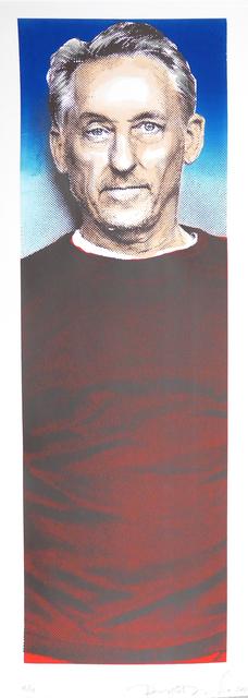 , 'Ed Ruscha (Red Shirt),' 2011, Bert Green Fine Art