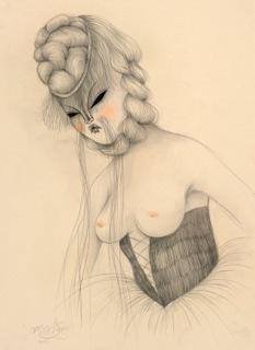 , 'Hairy Muse,' 2013, Isabel Croxatto Galería