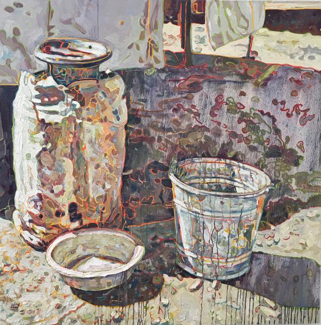 , 'Campware,' 2017, Nancy Hoffman Gallery