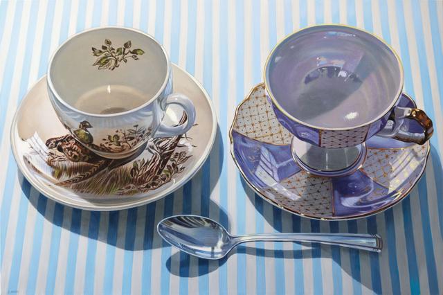 Sherrie Wolf, 'Pair of Teacups', 2019, Arden Gallery Ltd.