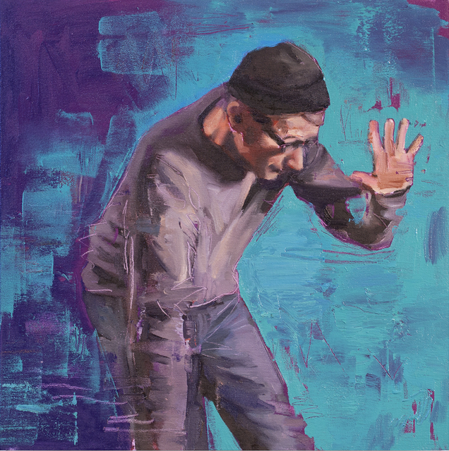 , 'Perhaps in Subtler and More Tragic Ways,' 2017, Ellsworth Gallery