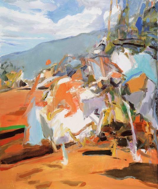 , 'Poacher (Vertical),' 2016, Tayloe Piggott Gallery