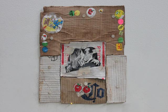 Kristen Morgin, 'Kisses', 2020, Mixed Media, Unfired clay, paint, ink, LAUNCH LA