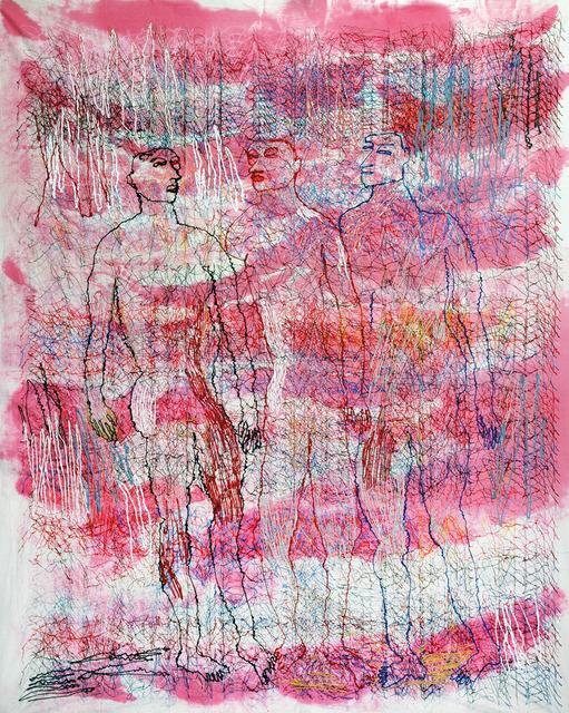 , 'Schiffli series, Ormo,' 2006, Candida Stevens Gallery