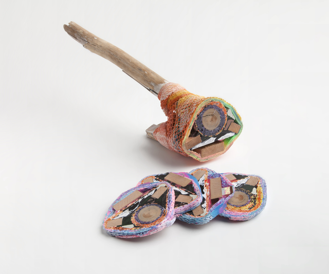 , 'Cold Cut (coasters),' 2011, Museum of Arts and Design