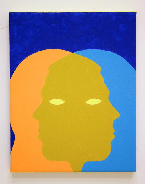 , 'East Met West,' 2018, Halsey McKay Gallery