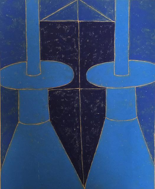, 'Ensaio Quadrado III,' 2016, Gabinete de Arte k2o