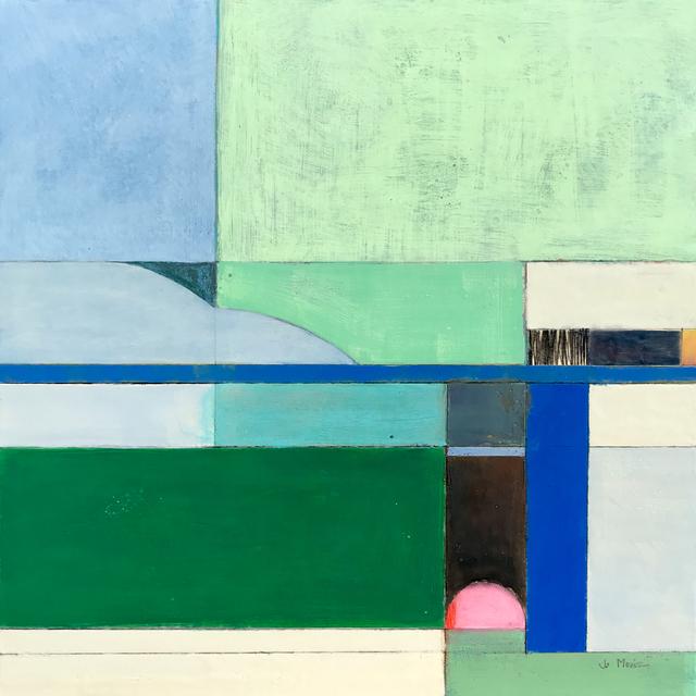 , 'Areo Verte,' 2018, WaterWorks Gallery