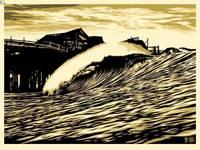 Shepard Fairey, Pop Wave Gold Edition