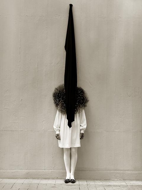 , 'Leslie Weiner in Yohji Yamamoto, London,' 1989, Opiom Gallery