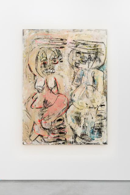 , 'Wild blood (pink leg),' 2015, Vigo Gallery