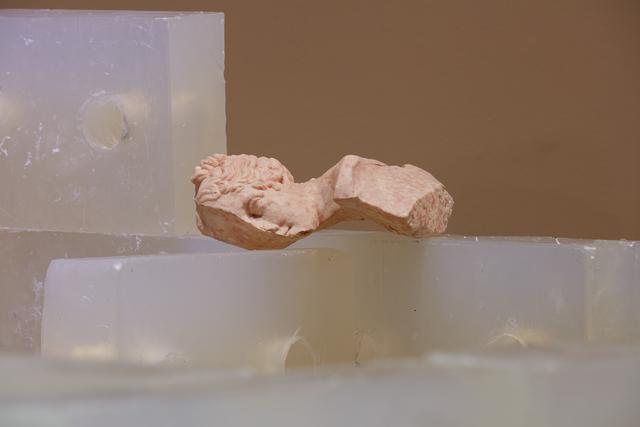, 'A Petrified Time: Venus,' 2002, P21