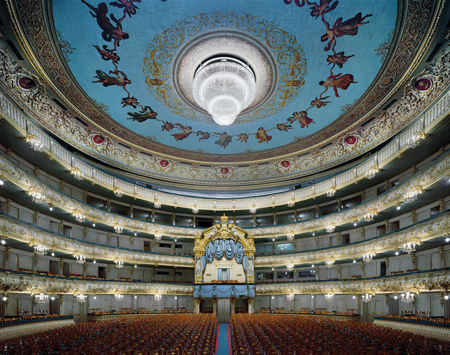 , 'Mariinsky Theater, Saint Petersburg, Russia,' 2009, Damiani