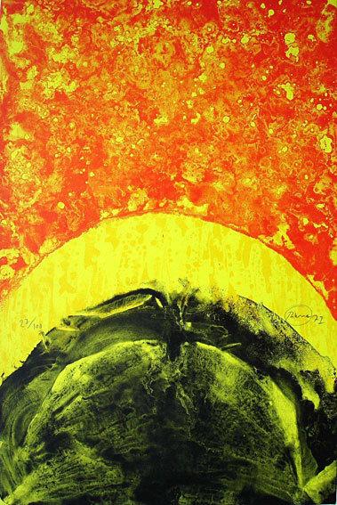 , 'Red Quake,' , Galerie Kellermann