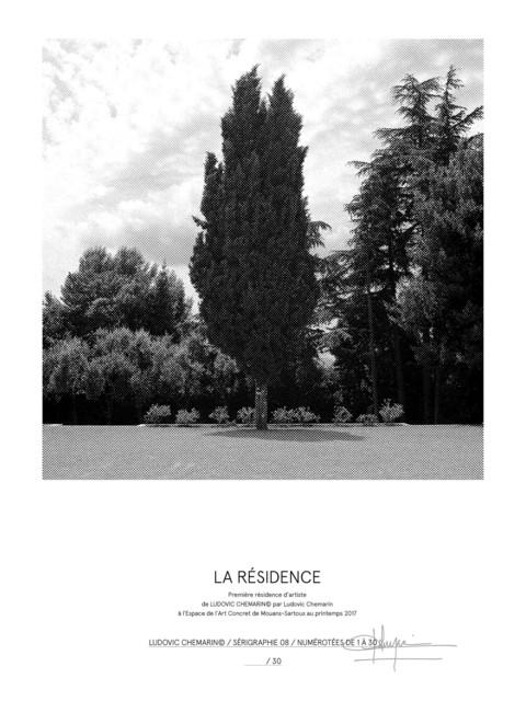 , 'La résidence,' 2017, mfc - michèle didier