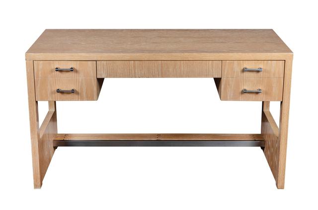 , 'Cerused Oak Desk by Jay Spectre, 1970s,' ca. 1970, On Madison