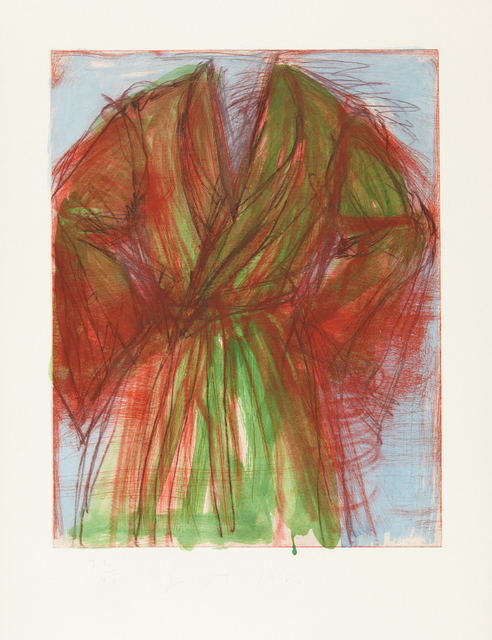 Jim Dine, 'Printing Outdoors', 1980, Phillips