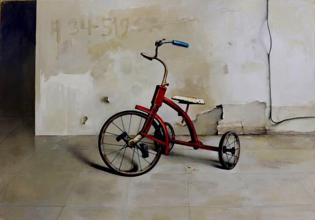 , 'Tricycle,' 2016, Dan Gallery