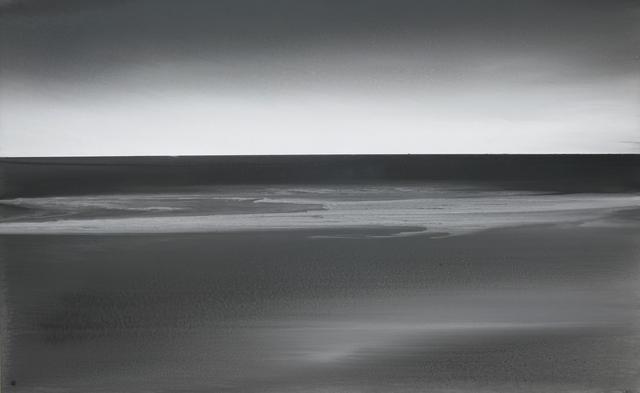 , 'Abstract-Sea 1,' 2016, Baiksong Gallery
