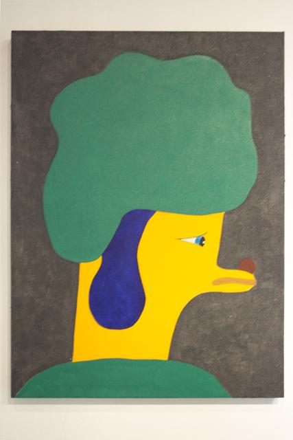 , 'Cesar,' 2015, Pablo Cardoza Gallery